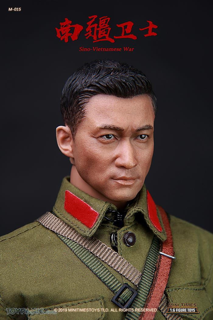 military - NEW PRODUCT: MINI TIMES TOYS: 1/6 PLA Soldier (Sino-Vietnamese War) 32420129