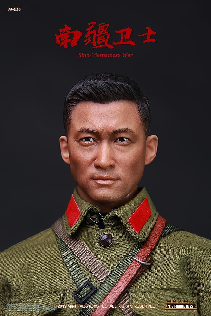 military - NEW PRODUCT: MINI TIMES TOYS: 1/6 PLA Soldier (Sino-Vietnamese War) 32420130