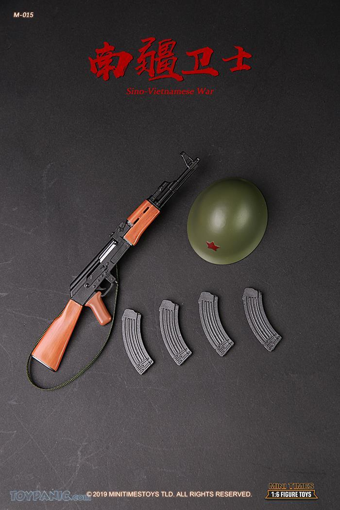 military - NEW PRODUCT: MINI TIMES TOYS: 1/6 PLA Soldier (Sino-Vietnamese War) 32420133