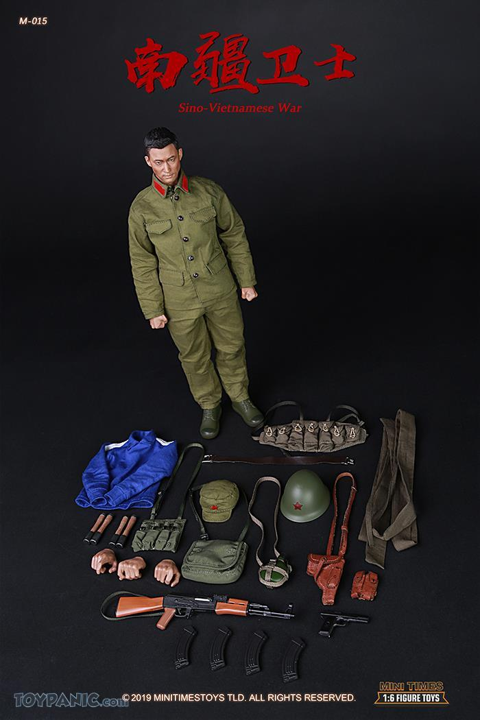 military - NEW PRODUCT: MINI TIMES TOYS: 1/6 PLA Soldier (Sino-Vietnamese War) 32420135