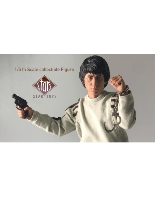 NEW PRODUCT: Star Toy STT001 1/6 Scale HK police figure 3250