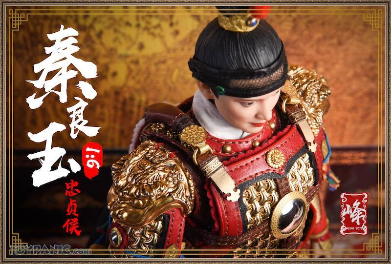 military - NEW PRODUCT: FENG TOYS: 1/6 Chinese Female General with Metal Armor (Qin Liangyu) 32620115