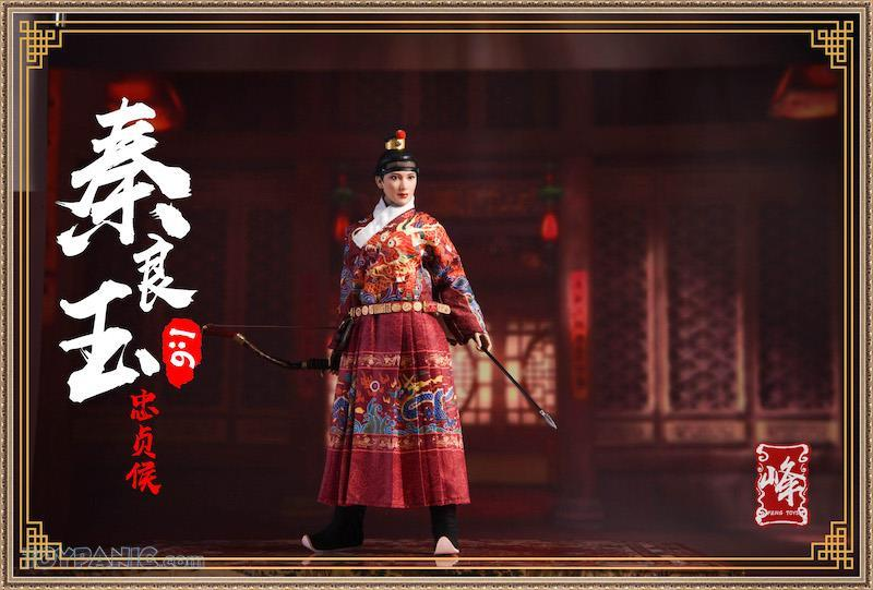 military - NEW PRODUCT: FENG TOYS: 1/6 Chinese Female General with Metal Armor (Qin Liangyu) 32620123