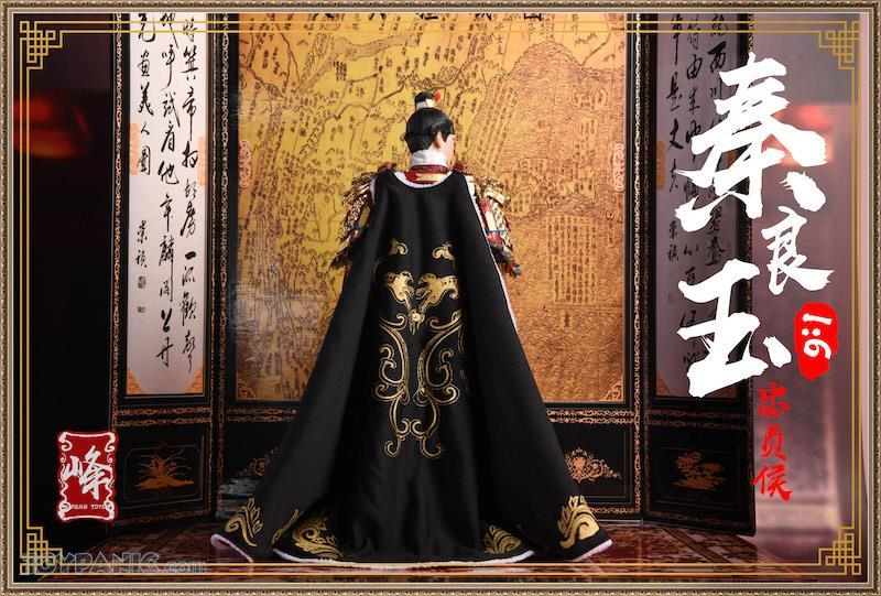 military - NEW PRODUCT: FENG TOYS: 1/6 Chinese Female General with Metal Armor (Qin Liangyu) 32620127