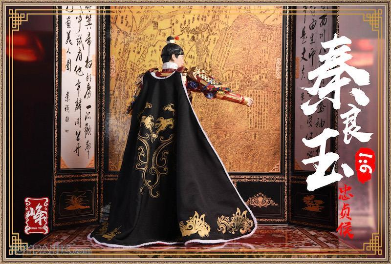 military - NEW PRODUCT: FENG TOYS: 1/6 Chinese Female General with Metal Armor (Qin Liangyu) 32620128