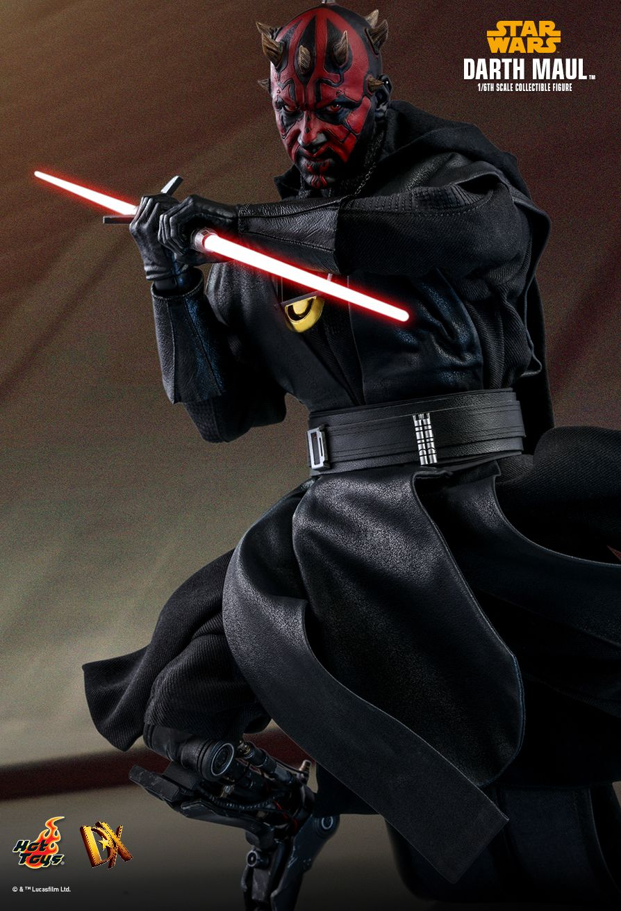 solo - NEW PRODUCT: HOT TOYS: SOLO: A STAR WARS STORY DARTH MAUL 1/6TH SCALE COLLECTIBLE FIGURE 3272