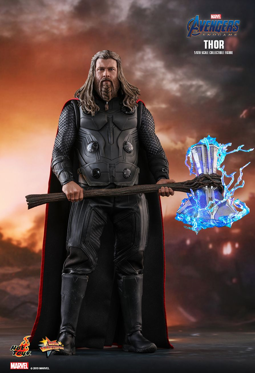 male - NEW PRODUCT: HOT TOYS: AVENGERS: ENDGAME THOR 1/6TH SCALE COLLECTIBLE FIGURE 3305