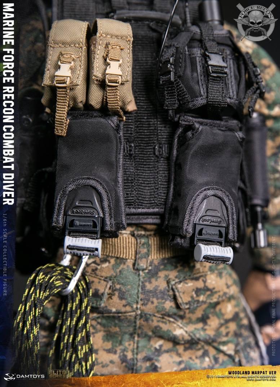 DamToys - NEW PRODUCT: DAM Toys: Marine Force Recon Combat Diver (Desert MARPAT) (GIDAM-78056) & (Woodland MARPAT) (GIDAM-78055) 3313