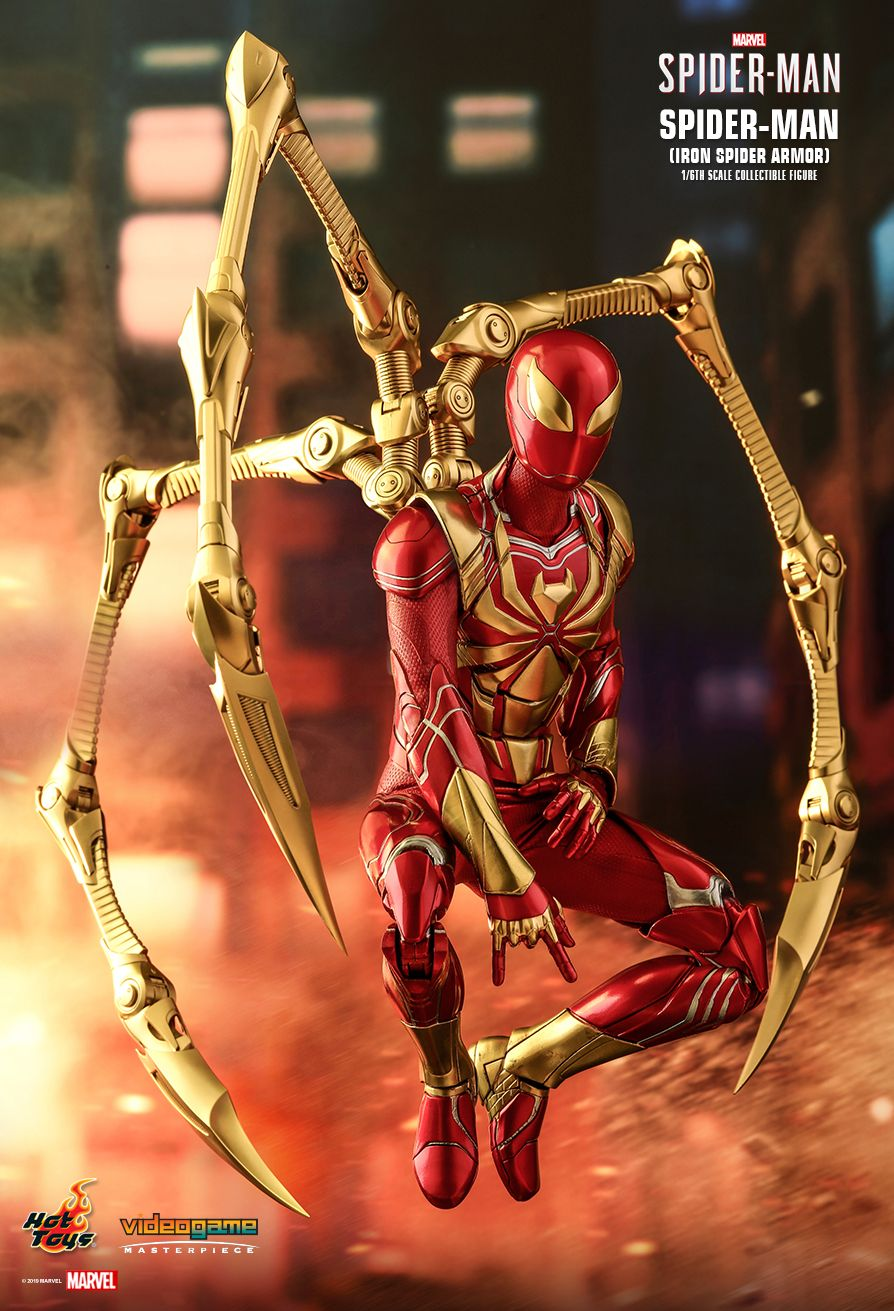 Topics tagged under ironspider-man on OneSixthFigures 3327