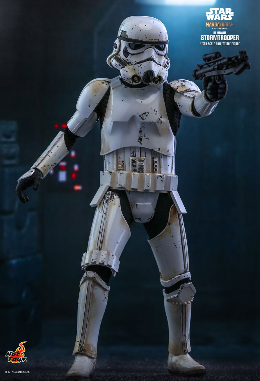 sci-fi - NEW PRODUCT: HOT TOYS: THE MANDALORIAN REMNANT STORMTROOPER 1/6TH SCALE COLLECTIBLE FIGURE 3330