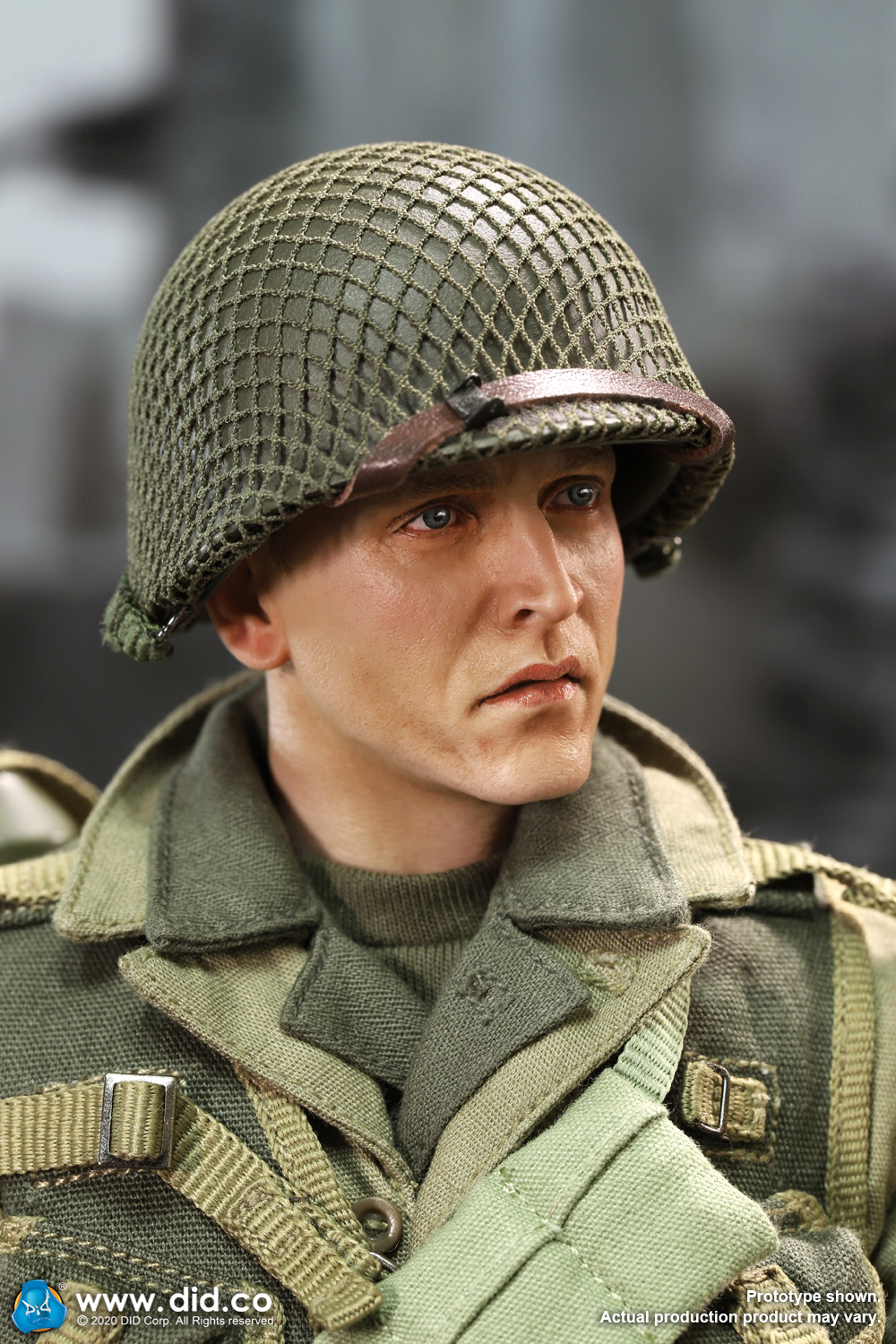 DiD - NEW PRODUCT: DiD: A80144 WWII US 2nd Ranger Battalion Series 4 Private Jackson 3521