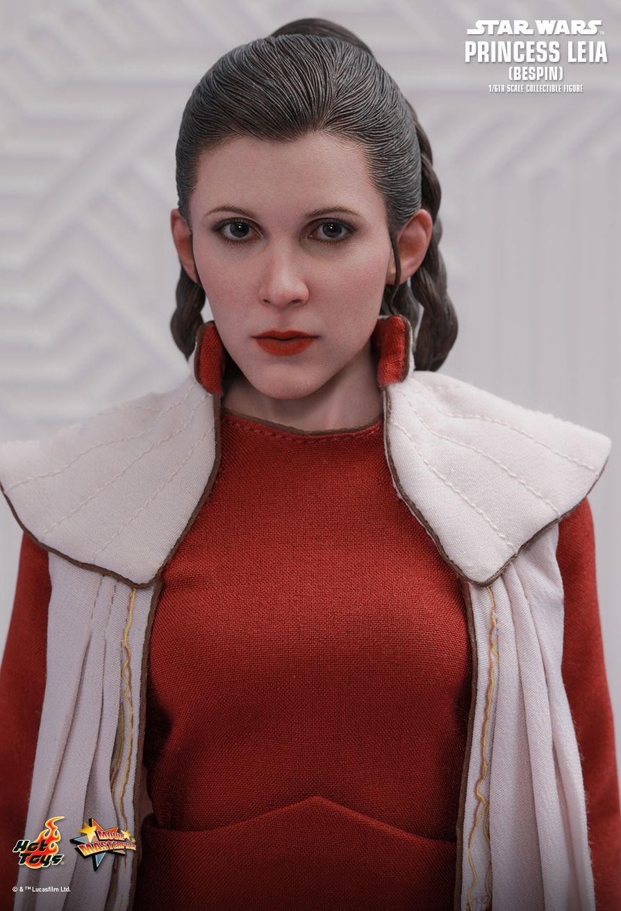 empirestrikesback - NEW PRODUCT: HOT TOYS: STAR WARS: THE EMPIRE STRIKES BACK PRINCESS LEIA (BESPIN) 1/6TH SCALE COLLECTIBLE FIGURE 356