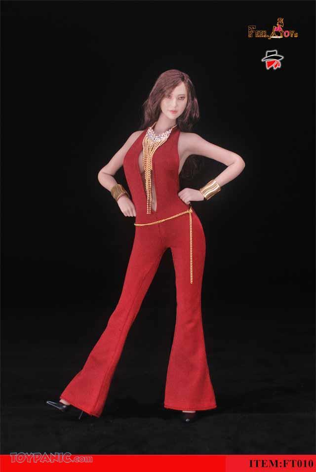 clothes - NEW PRODUCT: FeelToys: 1/6 Desperado Vintage Disco Jumpsuit (4 colors) FT010 37201915