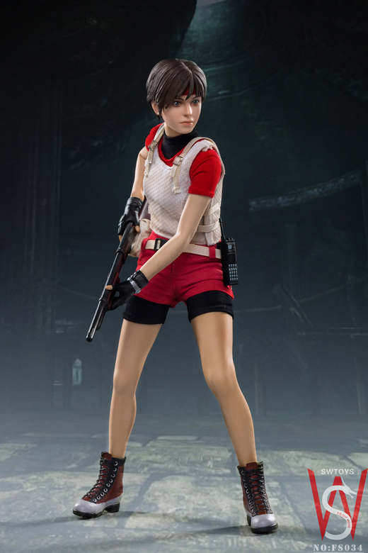 Female - NEW PRODUCT: 1/6 SWTOYS FS034 Chambers 2.0 Action Figure 3_010510