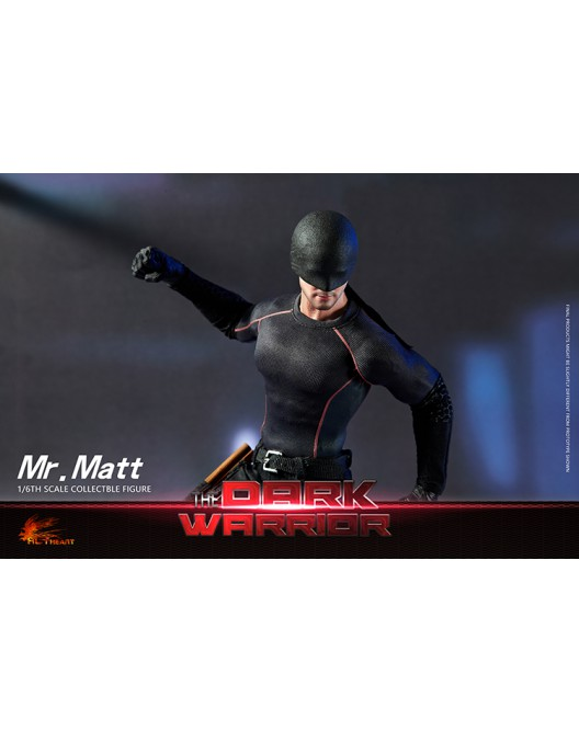 Netflix - NEW PRODUCT: Hot Heart FD007 1/6 Scale The Dark Warrior action figure 4-528x14