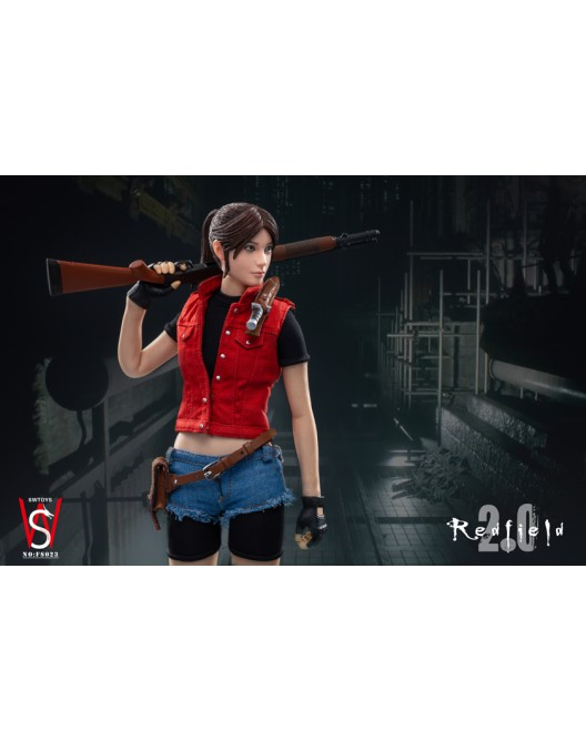 NEW PRODUCT: Swtoys FS023 1/6 Scale Redfield 2.0 figure 4-528x18
