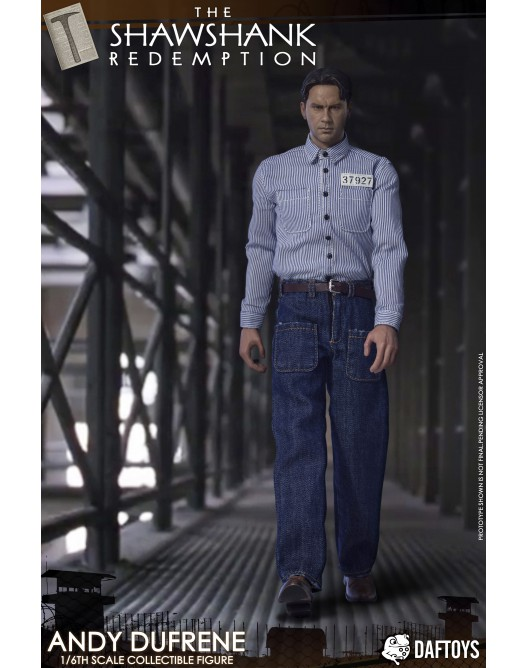 NEW PRODUCT: Daftoys 1/6 Scale Andy Costume Set 4-528x29