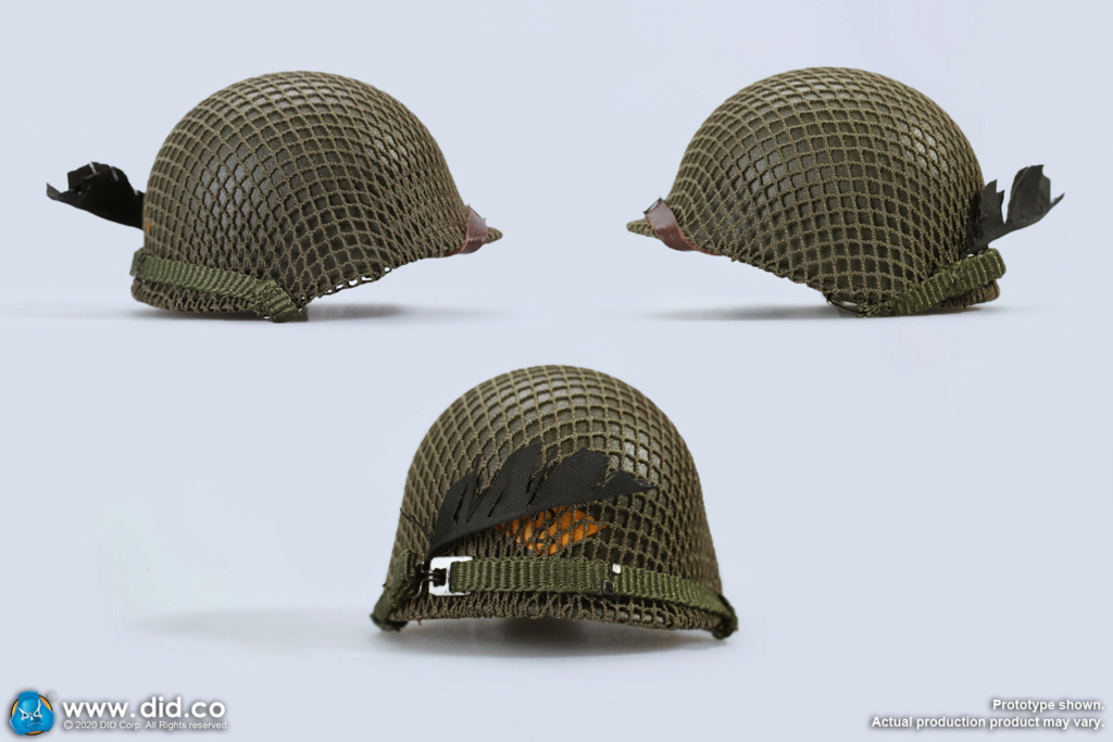 DiD - NEW PRODUCT: DiD: A80144 WWII US 2nd Ranger Battalion Series 4 Private Jackson 41105