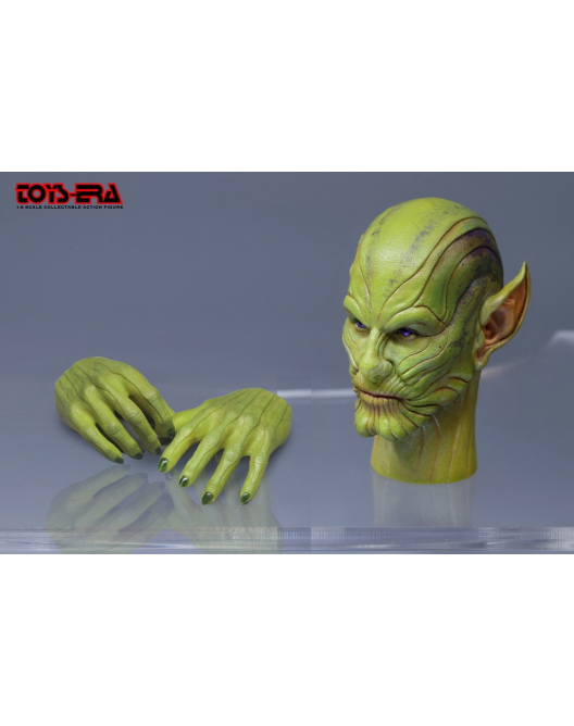 alien - NEW PRODUCT: Toysera 1/6 Scale Alien head sculpt + Hand set 412