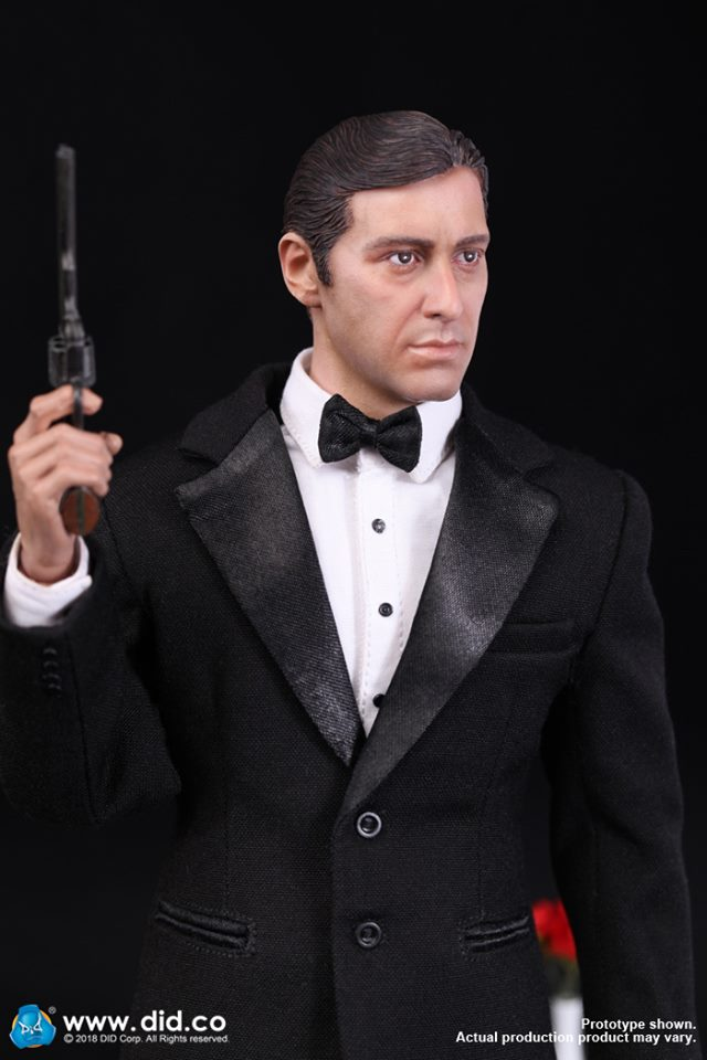 Michael - NEW PRODUCT: DiD Corporation: T80128  Chicago Gangster III Michael & T80128S  Chicago Gangster III Michael Deluxe Version 4129
