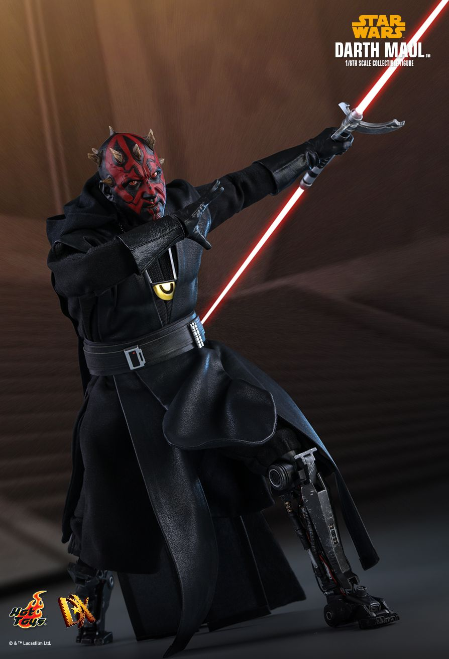 solo - NEW PRODUCT: HOT TOYS: SOLO: A STAR WARS STORY DARTH MAUL 1/6TH SCALE COLLECTIBLE FIGURE 4248