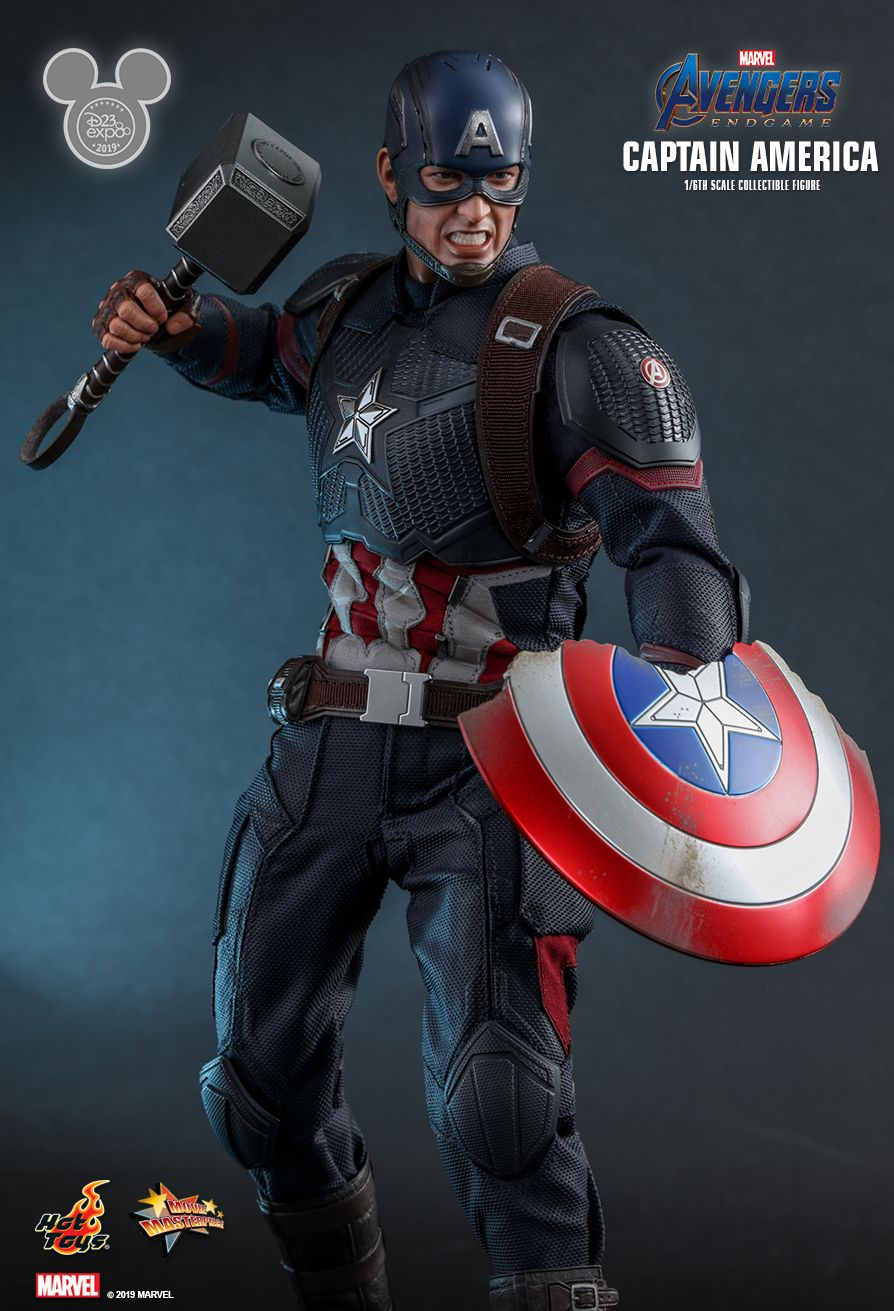 Topics tagged under captainamerica on OneSixthFigures 4265
