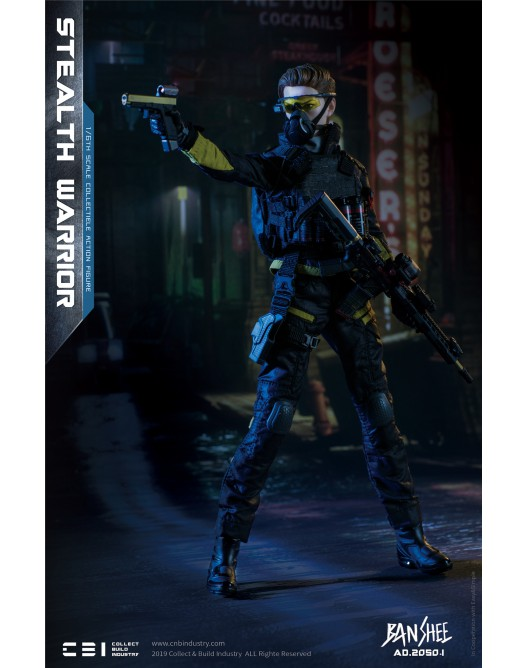 Military - NEW PRODUCT: C&D Industry 1/6 Scale AD.2050.I BANSHEE (2 versions) 4280