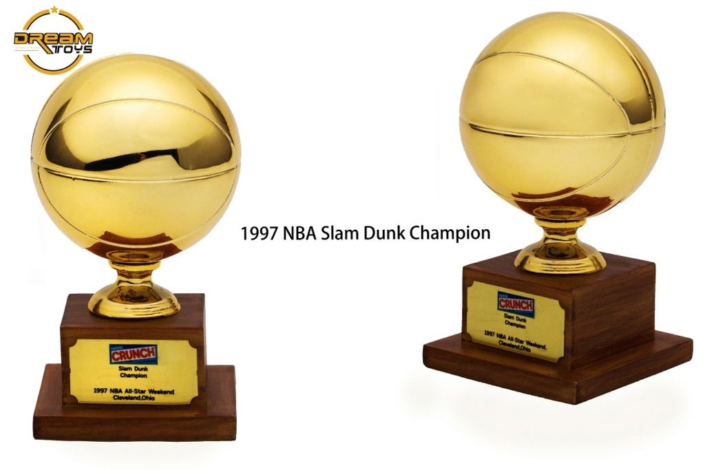 NEW PRODUCT: DREAMTOYS New: 1/6 MJ23 KB24 Jordan / Kobe - Honor Trophy Set 439