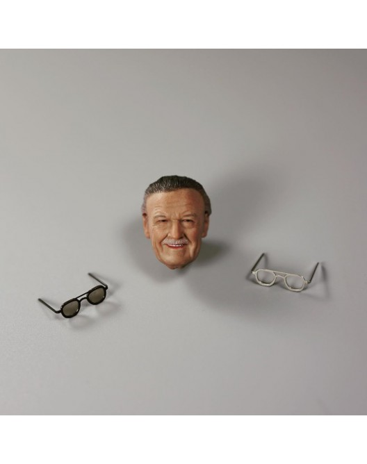male - NEW PRODUCT: Manipple MP09 1/12 scale Male Head Sculpt 44c65a10
