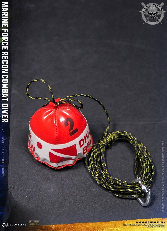 DamToys - NEW PRODUCT: DAM Toys: Marine Force Recon Combat Diver (Desert MARPAT) (GIDAM-78056) & (Woodland MARPAT) (GIDAM-78055) 4511