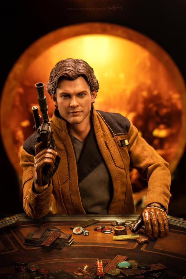 solo - NEW PRODUCT: HOT TOYS: SOLO: A STAR WARS STORY HAN SOLO (TWO VERSIONS) 1/6TH SCALE COLLECTIBLE FIGURE 46870c10
