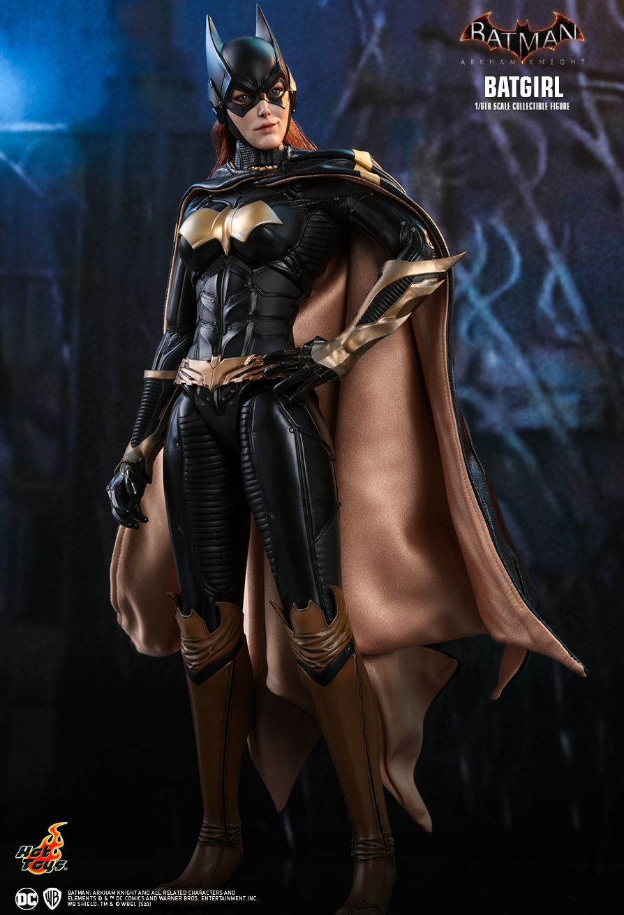 batman - NEW PRODUCT: HOT TOYS: BATMAN: ARKHAM KNIGHT BATGIRL 1/6TH SCALE COLLECTIBLE FIGURE 47c45c10