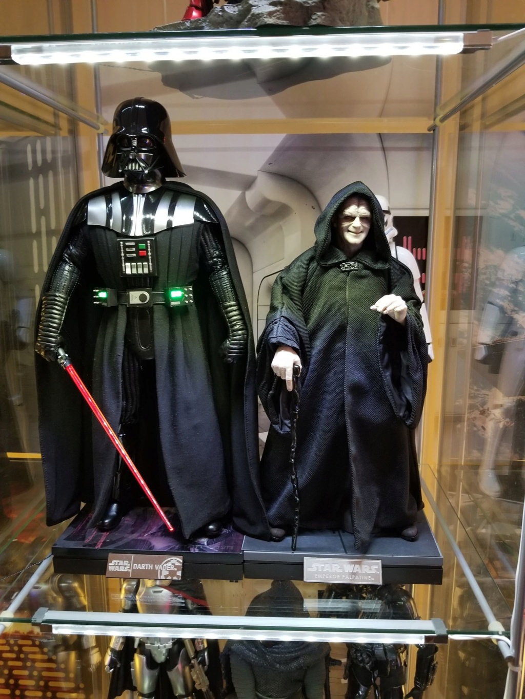 rotj - Hot Toys Star Wars Emperor Palpatine (Deluxe) Review - Page 2 48419210