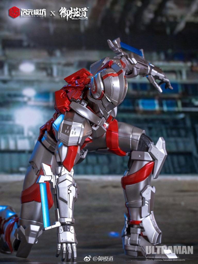 New Product: Dimension Studio x Model Principle Ultraman figures and model kits! 495