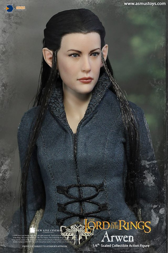 NEW PRODUCT: ASMUS: 1/6 SCALE THE LORD OF THE RINGS SERIES: ARWEN 49719510