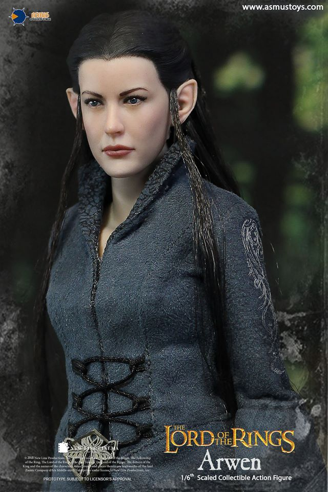 NEW PRODUCT: ASMUS: 1/6 SCALE THE LORD OF THE RINGS SERIES: ARWEN 49755910