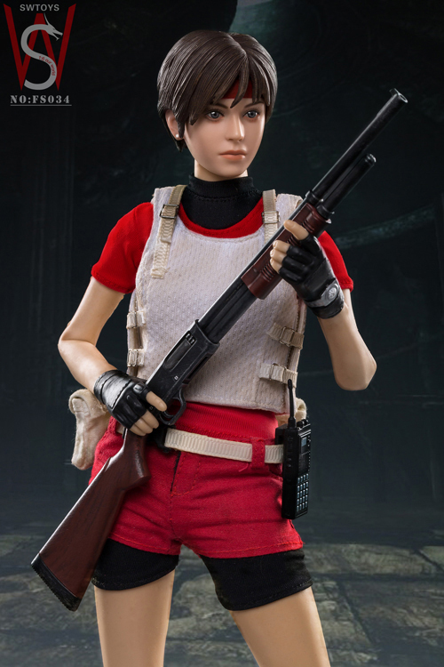 Female - NEW PRODUCT: 1/6 SWTOYS FS034 Chambers 2.0 Action Figure 4_165310