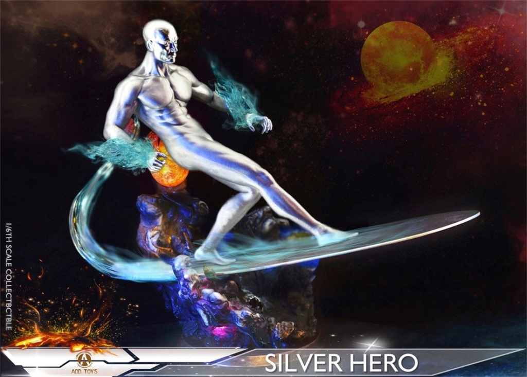 NEW PRODUCT: ADD Toys: 1/6 scale Silver Man/Silver Hero AD05 4c923a10