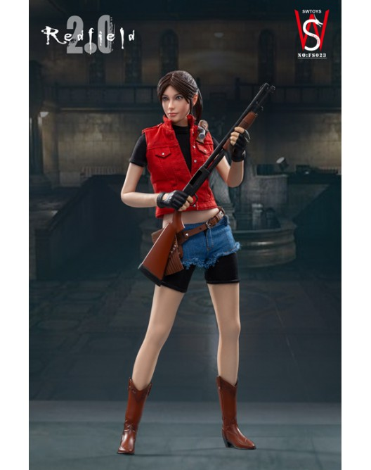 NEW PRODUCT: Swtoys FS023 1/6 Scale Redfield 2.0 figure 5-528x18