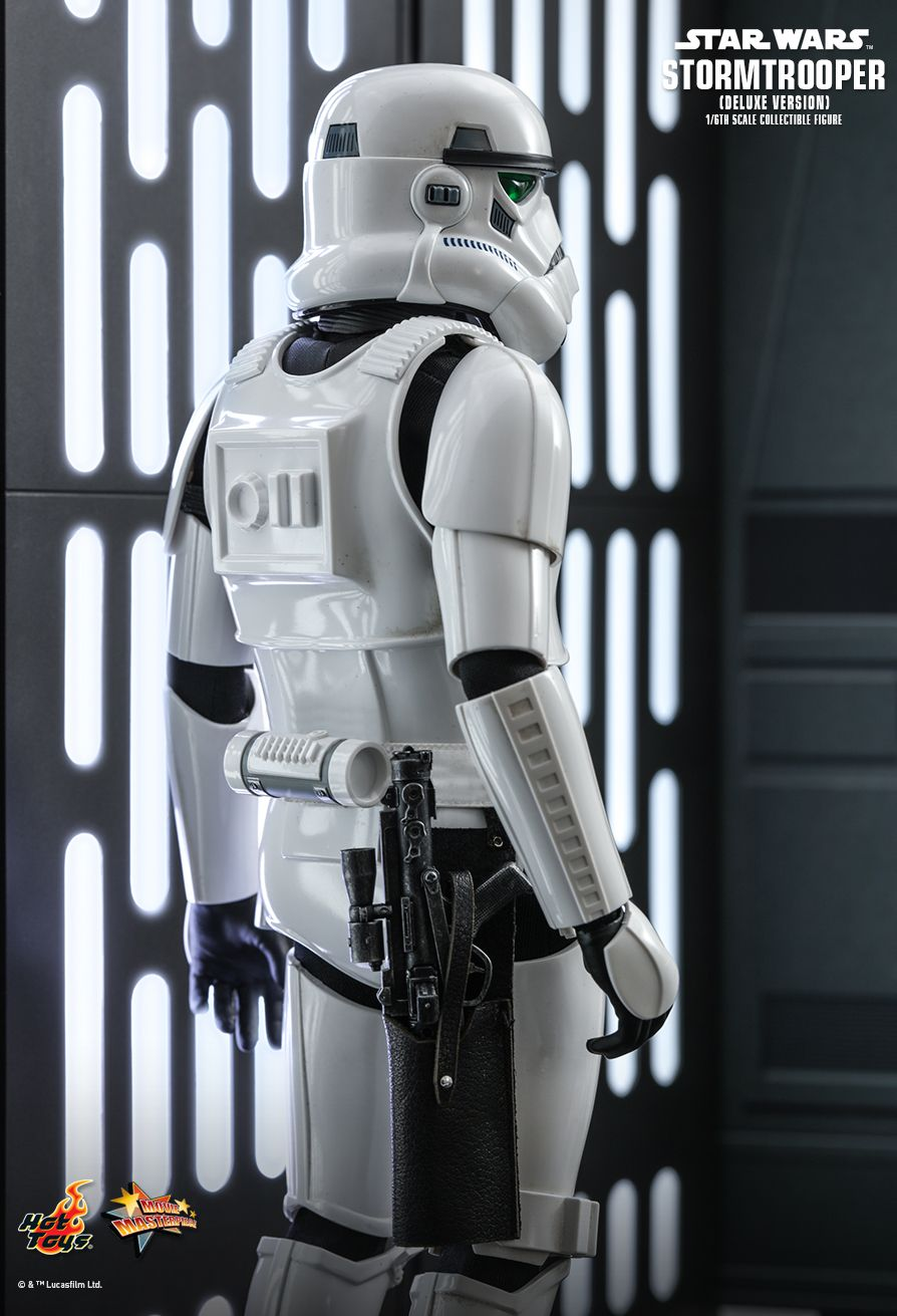 stormtrooper - NEW PRODUCT: HOT TOYS: STAR WARS STORMTROOPER (DELUXE VERSION) 1/6TH SCALE COLLECTIBLE FIGURE 5109