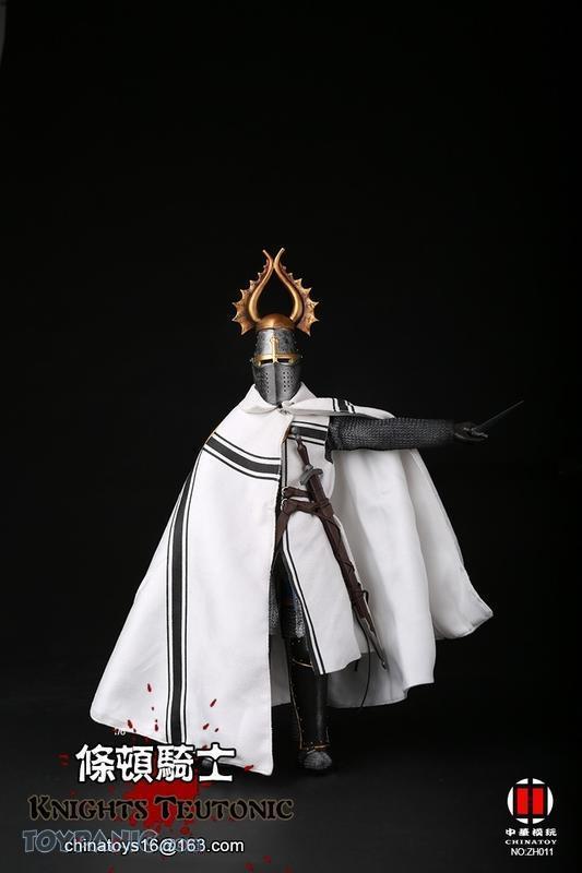 military - NEW PRODUCT: CHINATOY: 1/6 Teutonic Knight (ZH011) Code: ZH011 51220133