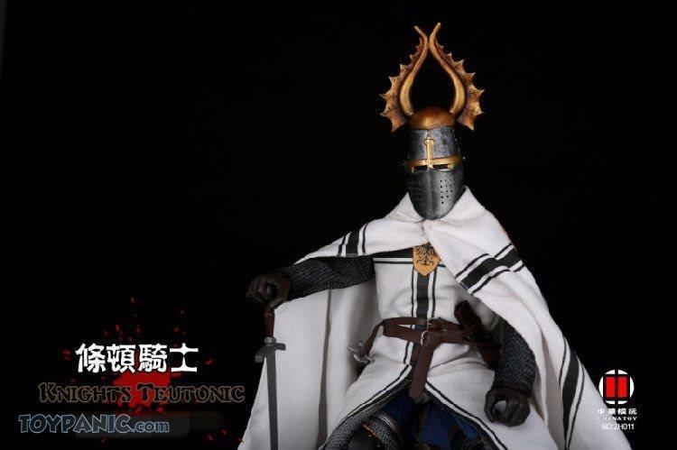 military - NEW PRODUCT: CHINATOY: 1/6 Teutonic Knight (ZH011) Code: ZH011 51220135
