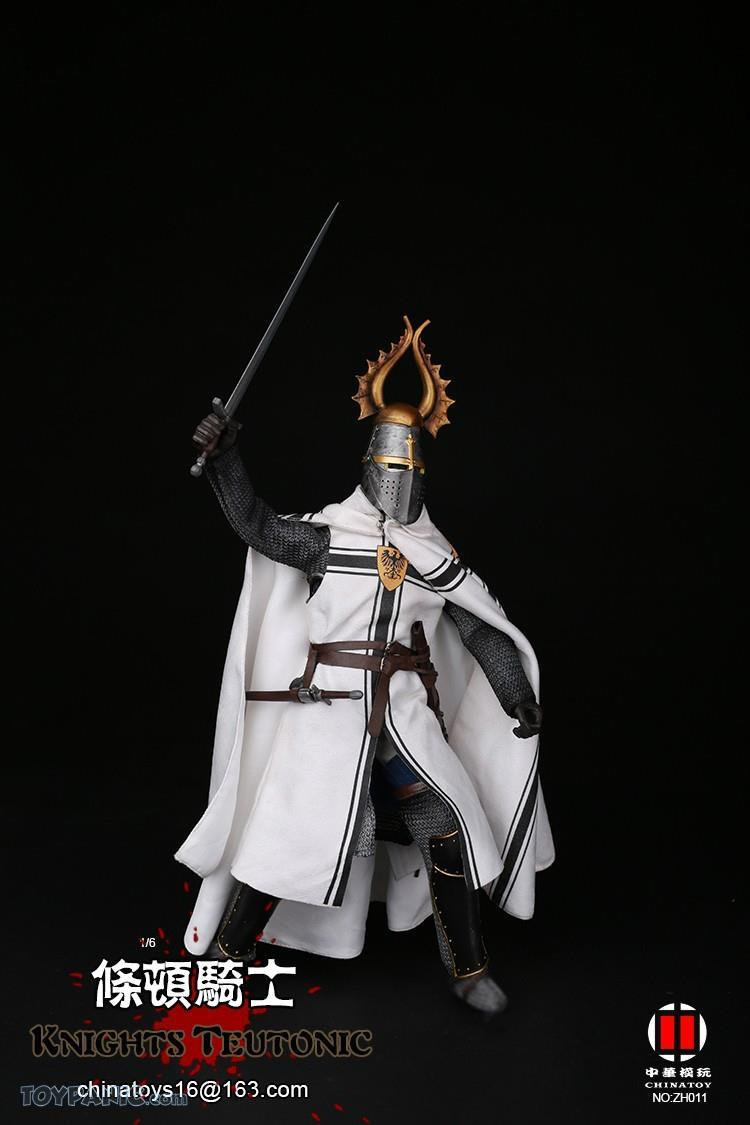 military - NEW PRODUCT: CHINATOY: 1/6 Teutonic Knight (ZH011) Code: ZH011 51220136