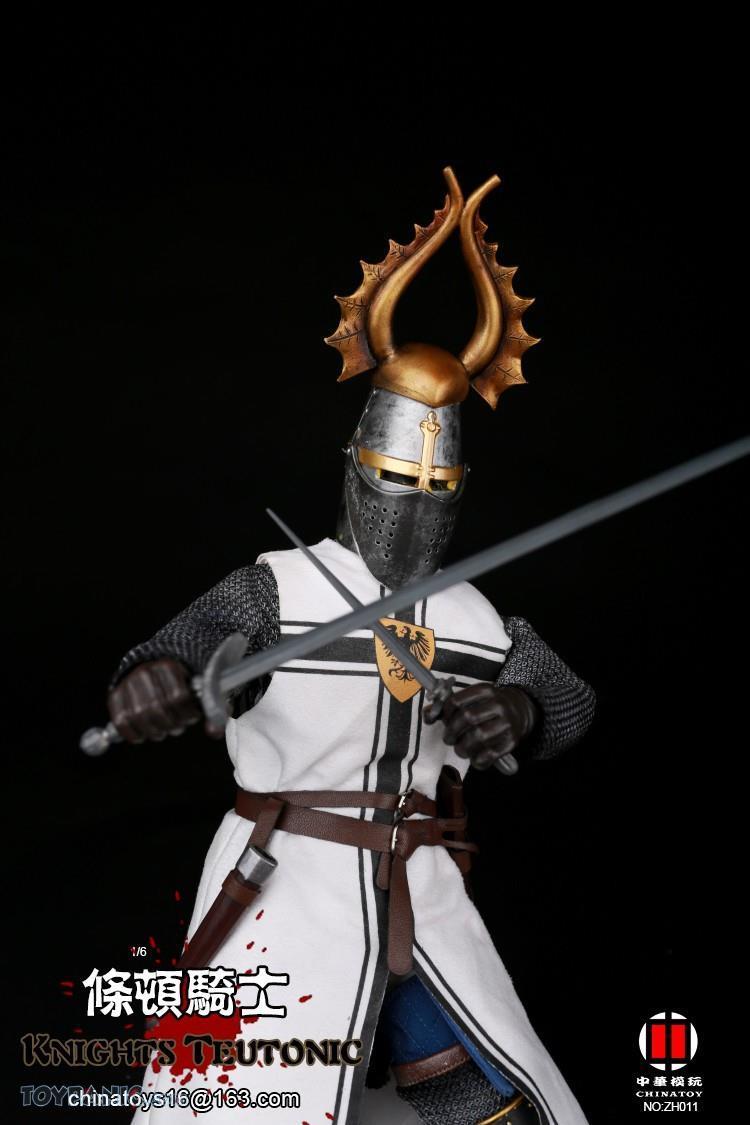 military - NEW PRODUCT: CHINATOY: 1/6 Teutonic Knight (ZH011) Code: ZH011 51220137