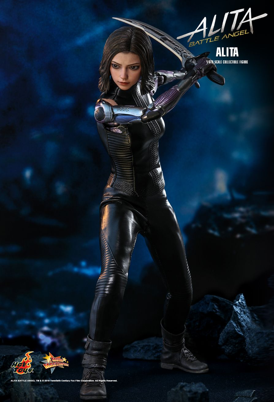 Alita - NEW PRODUCT: HOT TOYS: ALITA: BATTLE ANGEL ALITA 1/6TH SCALE COLLECTIBLE FIGURE 5144