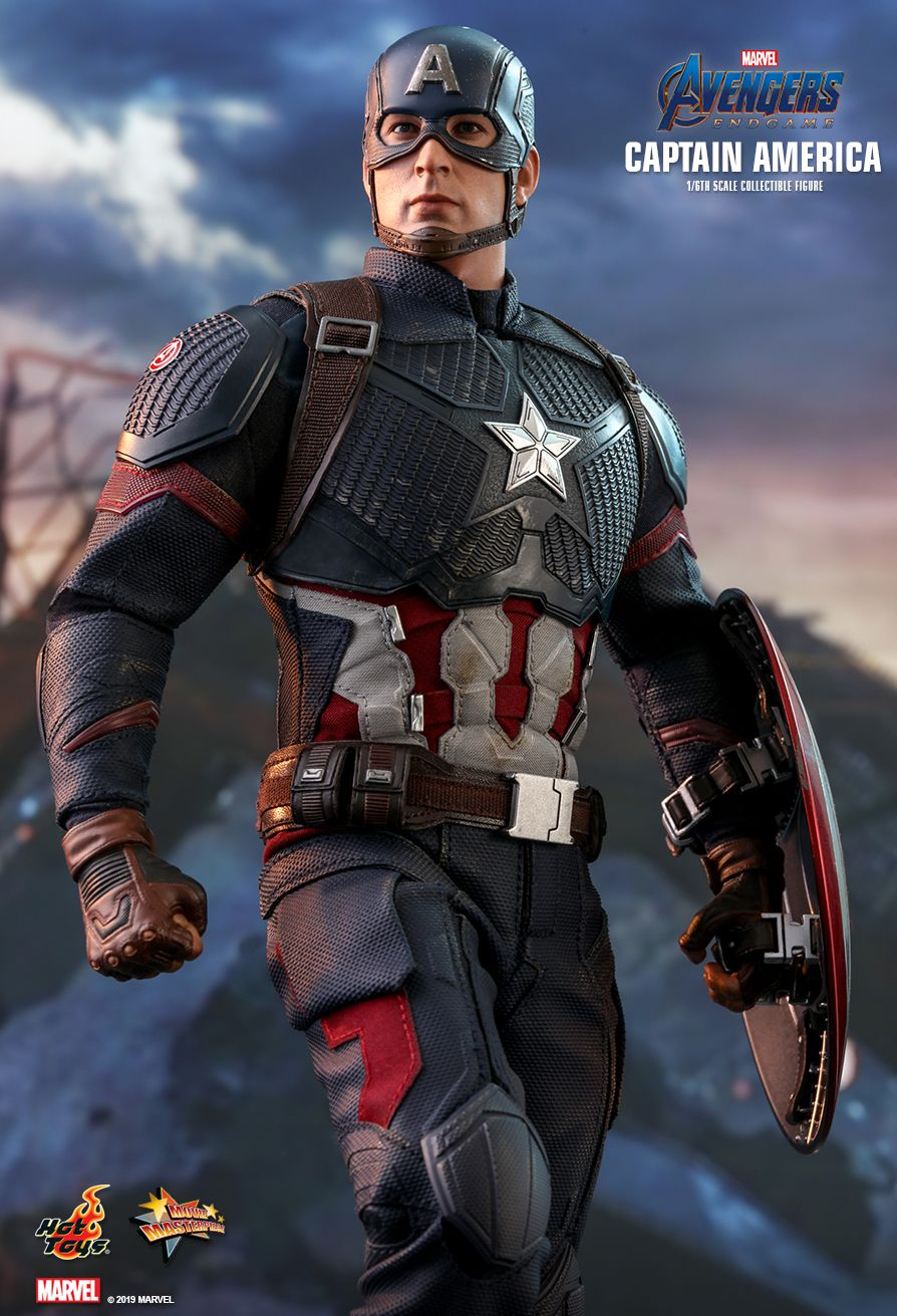 captainamerica - NEW PRODUCT: HOT TOYS: AVENGERS: ENDGAME CAPTAIN AMERICA 1/6TH SCALE COLLECTIBLE FIGURE 5193