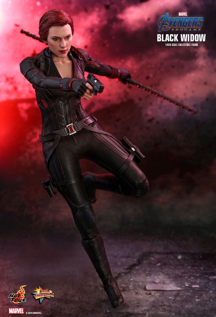 EndGame - NEW PRODUCT: HOT TOYS: AVENGERS: ENDGAME BLACK WIDOW 1/6TH SCALE COLLECTIBLE FIGURE 5194