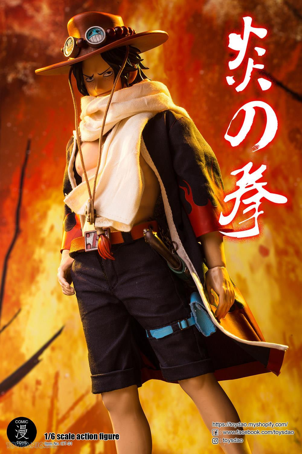 ToysDao - NEW PRODUCT: Toys Dao: 1/6 scale Fireman Action Figure  Code: CT-01_1 52220113