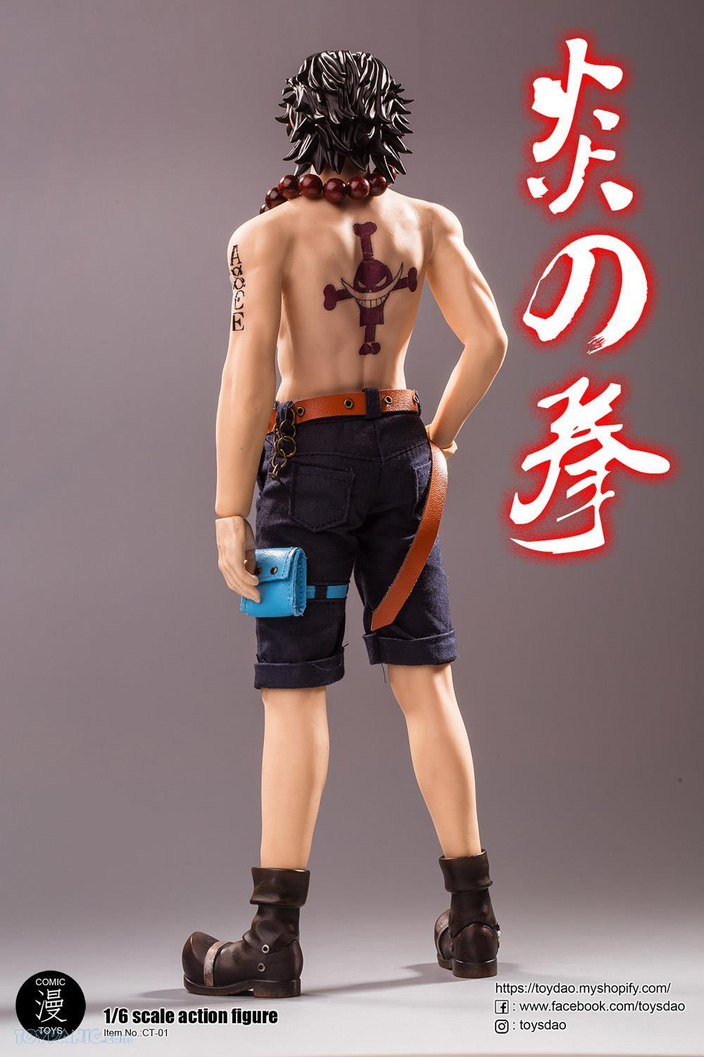 ToysDao - NEW PRODUCT: Toys Dao: 1/6 scale Fireman Action Figure  Code: CT-01_1 52220117
