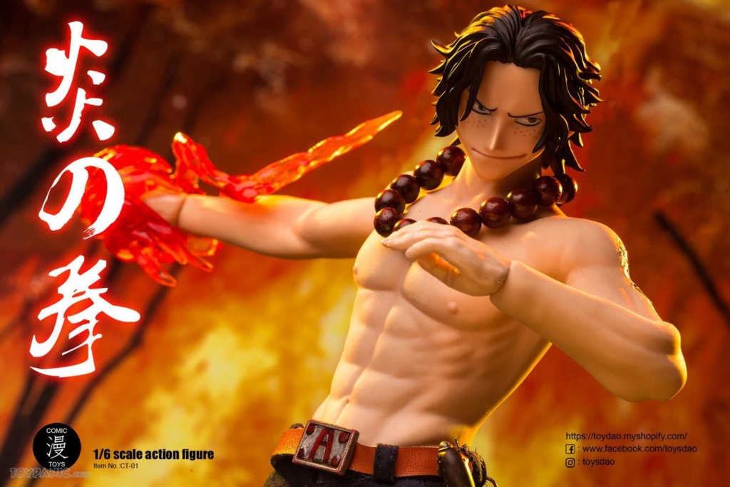 ToysDao - NEW PRODUCT: Toys Dao: 1/6 scale Fireman Action Figure  Code: CT-01_1 52220118